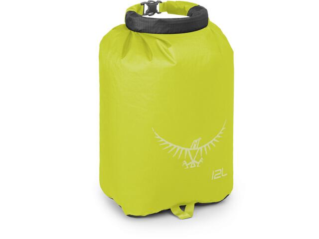 Osprey Ultralight DrySack 12, electric lime